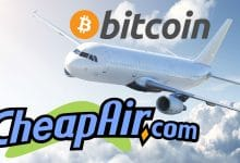 Photo of Online Travel Agency CheapAir.com Now Accepts Bitcoin