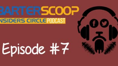BarterScoop Insiders Circle Podcast